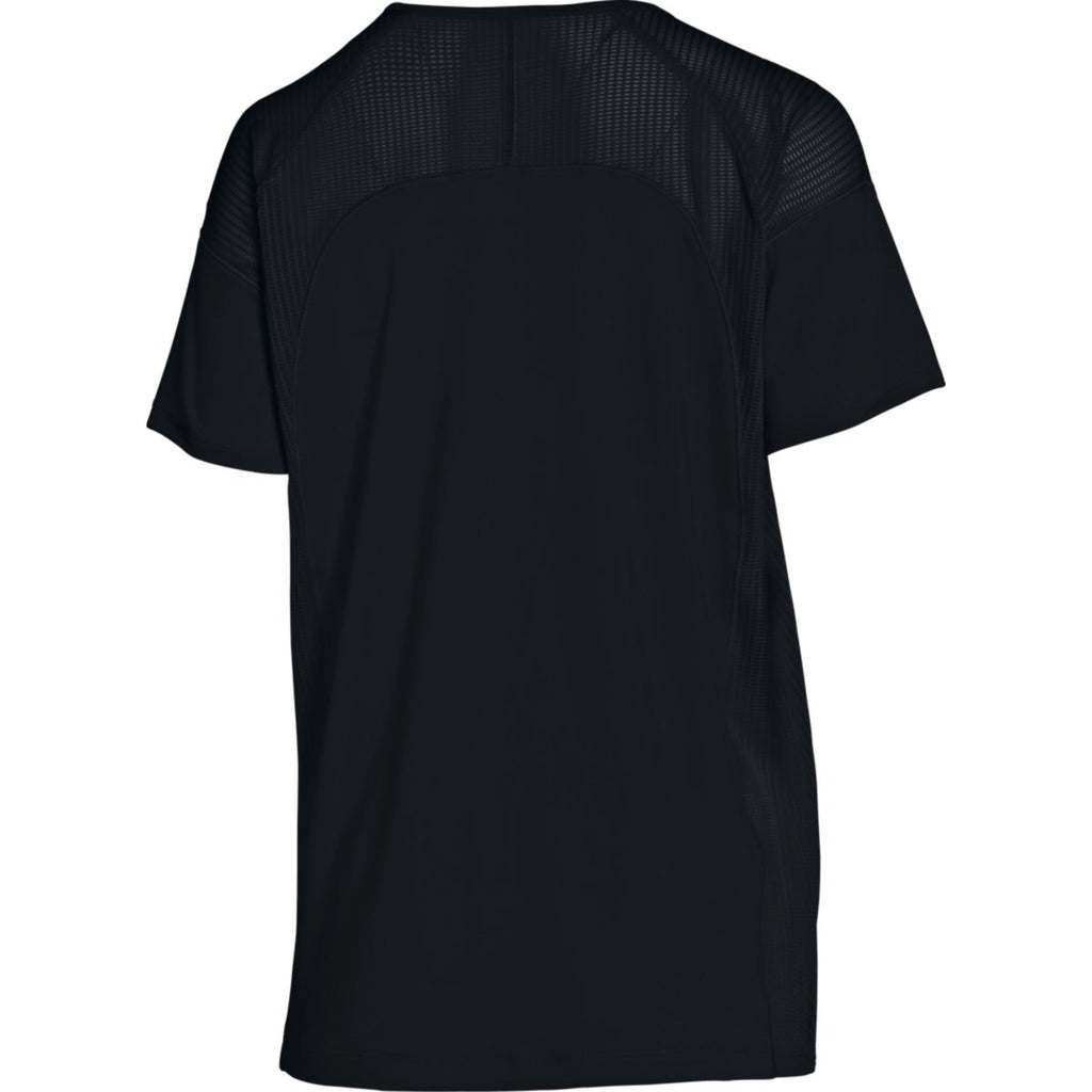 Under Armour Women's Black Game Time Tee