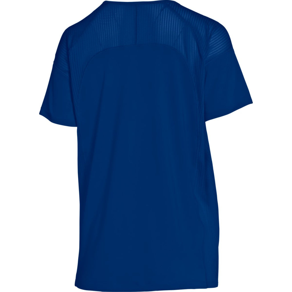 Under Armour Women's Royal Game Time Tee