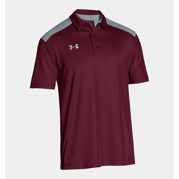 Under Armour Mens Polo Shirts