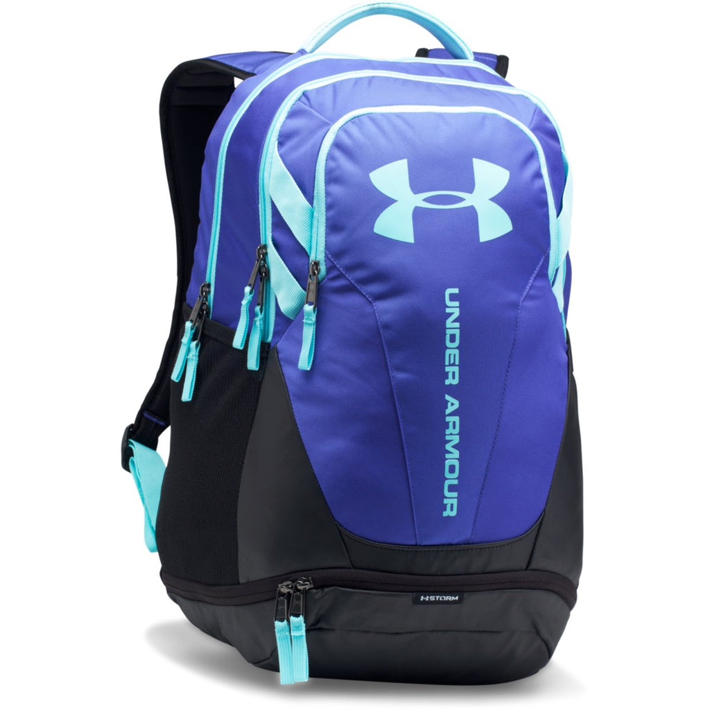 competitive price 7f23e 1afbb Under Armour Constellation Purple Black UA Hustle 3.0. ADD YOUR LOGO