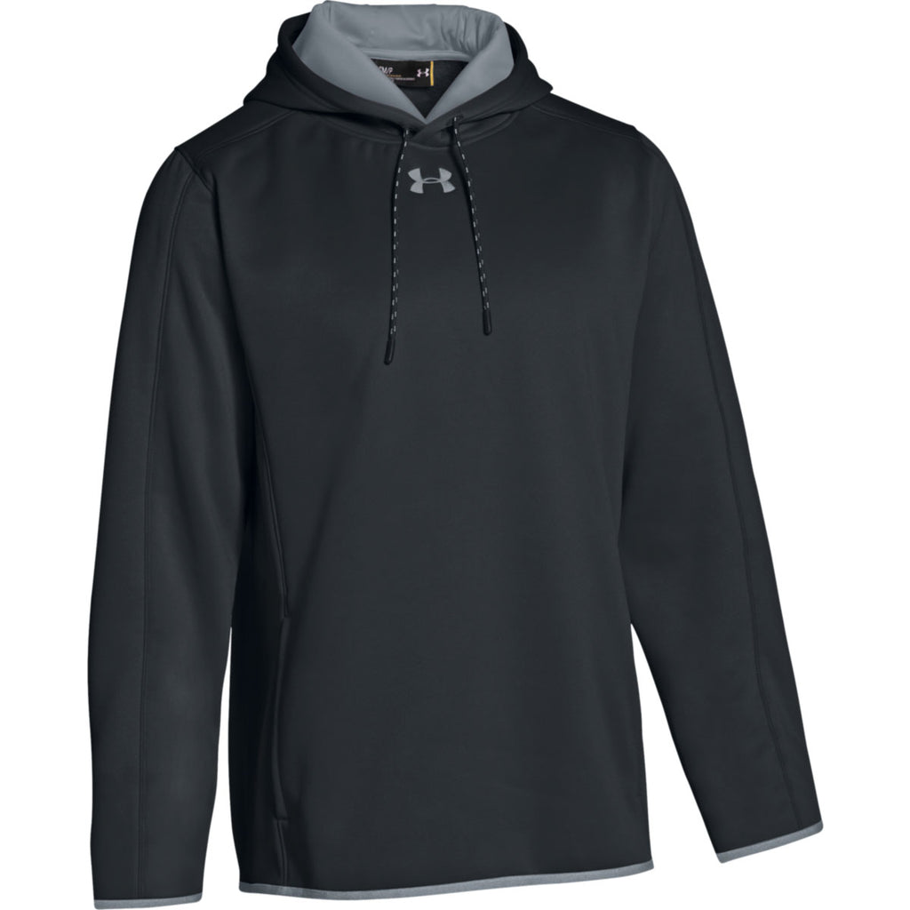 543dba3a Under Armour Men's Black Double Threat Hoodie