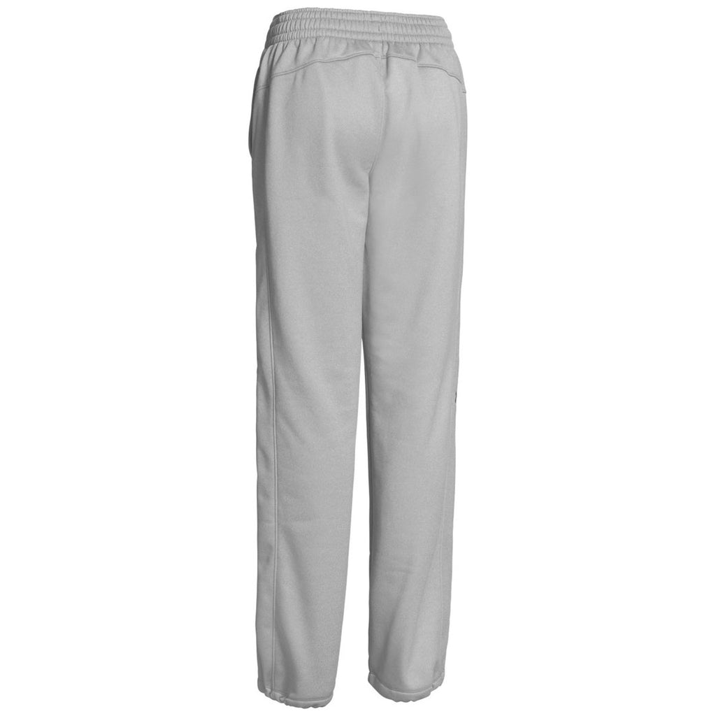 Under Armour Women's True Grey Heather Double Threat Pant