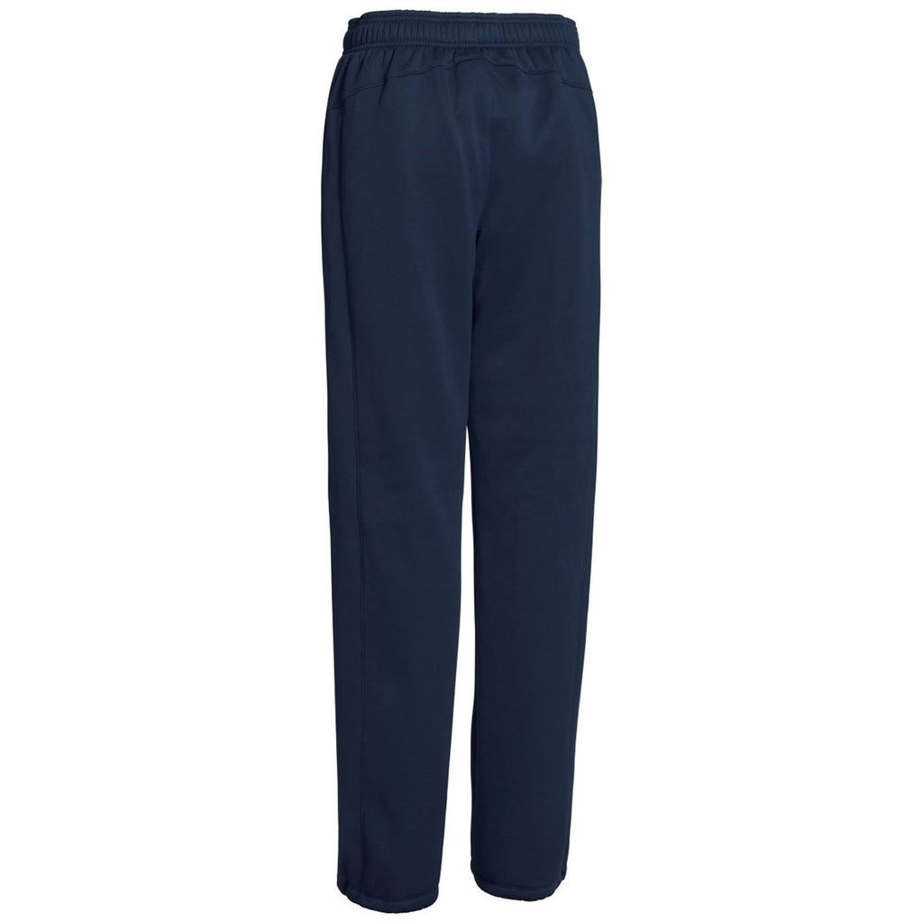 Under Armour Women's Midnight Navy Double Threat Pant