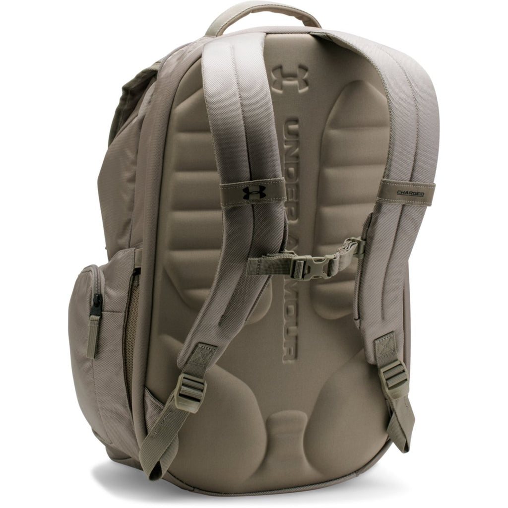 7eb57d0c18 Under Armour Stoneleigh Taupe UA Coalition 2.0 Backpack