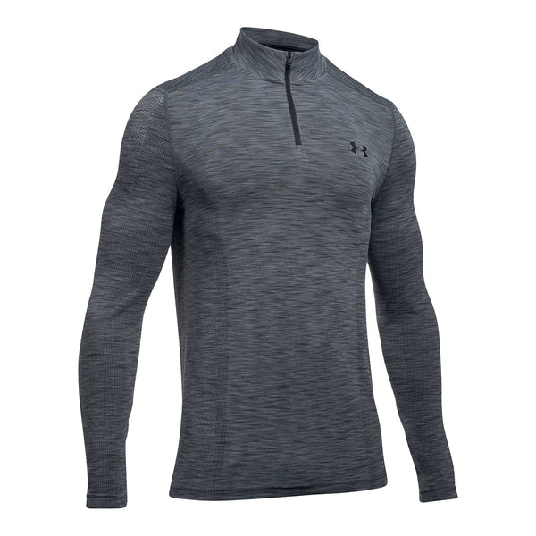 Under Armour Men S Graphite Threadborne Seamless 1 4 Zip