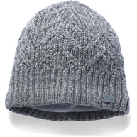 1f2e7e88ad1 Under Armour Women s Rhino Grey Steel UA Around Town Beanie