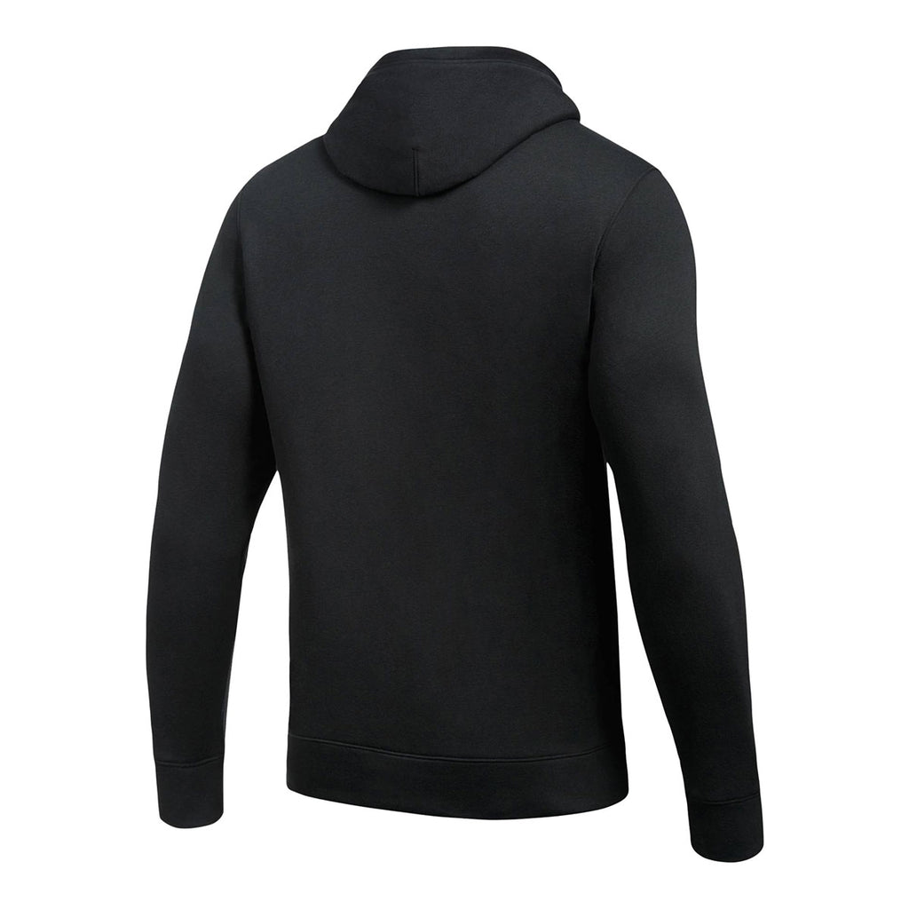 Under Armour Men's Black Hustle Fleece Hoody