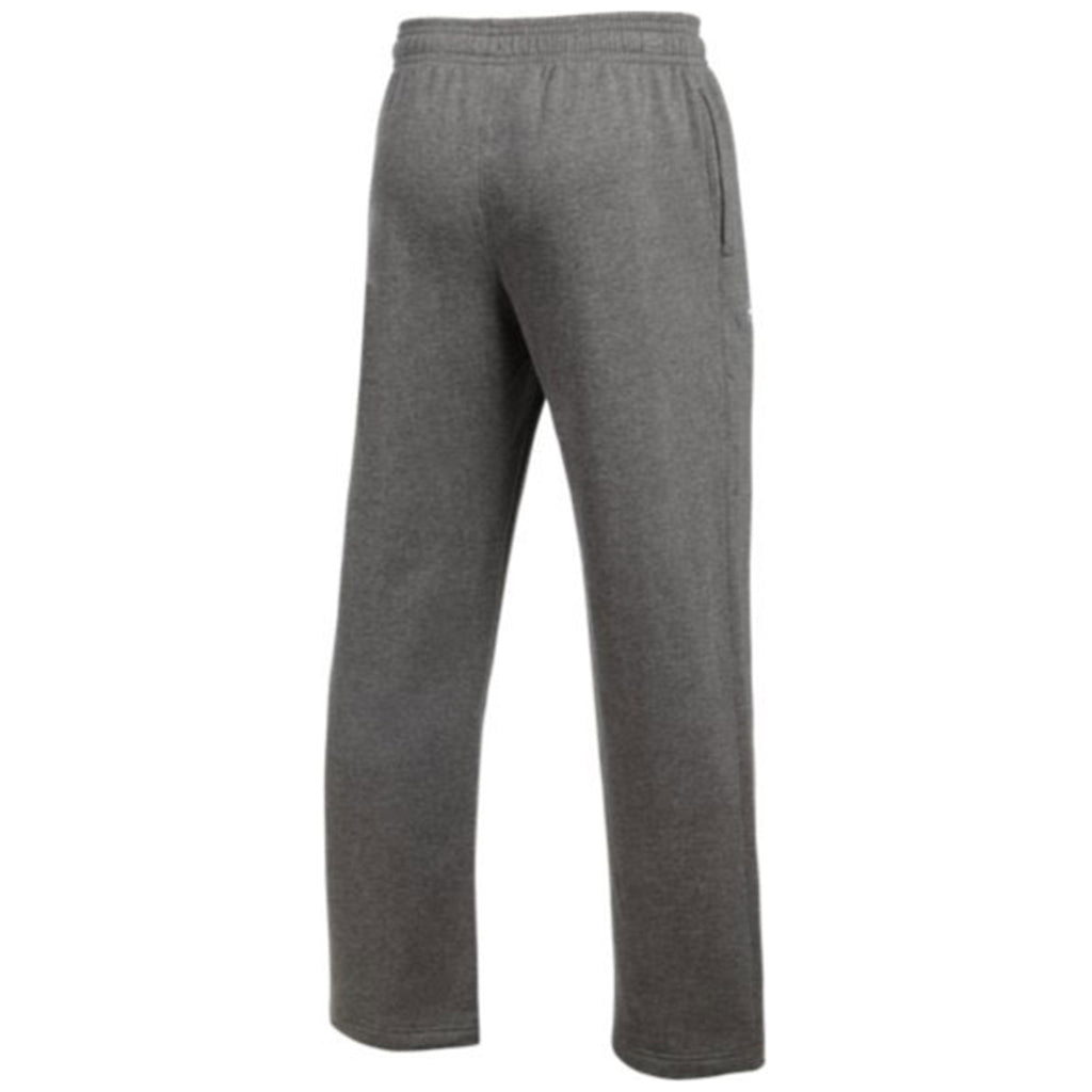 Under Armour Men's Carbon Heather Hustle Fleece Pant