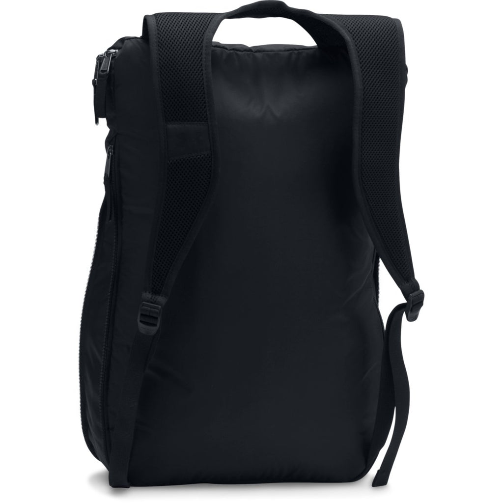 Under Armour Black UA Expandable Sackpack
