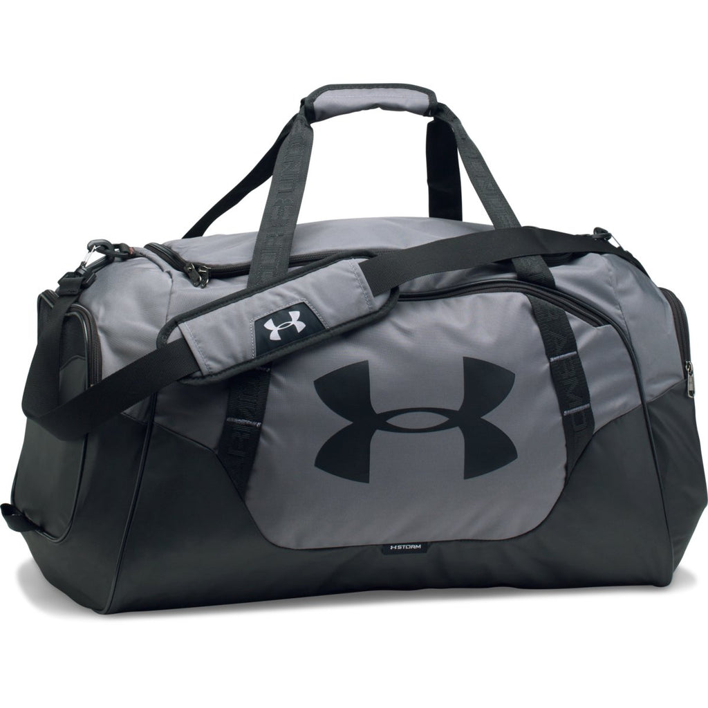 88b879225fa0 Under Armour Graphite Black Undeniable 3.0 Medium Duffle