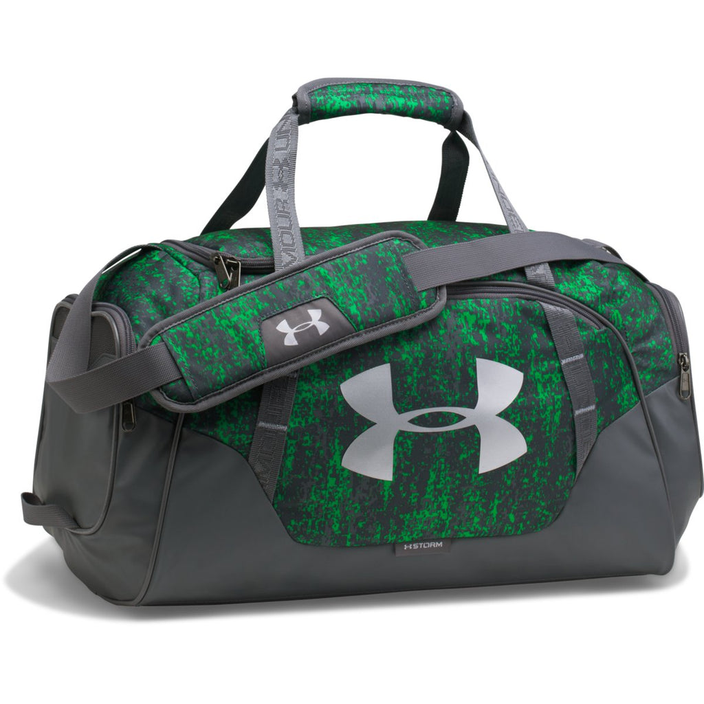 Under Armour Lime Twist Graphite UA Undeniable 3.0 Small Duffel dc59a8453b953