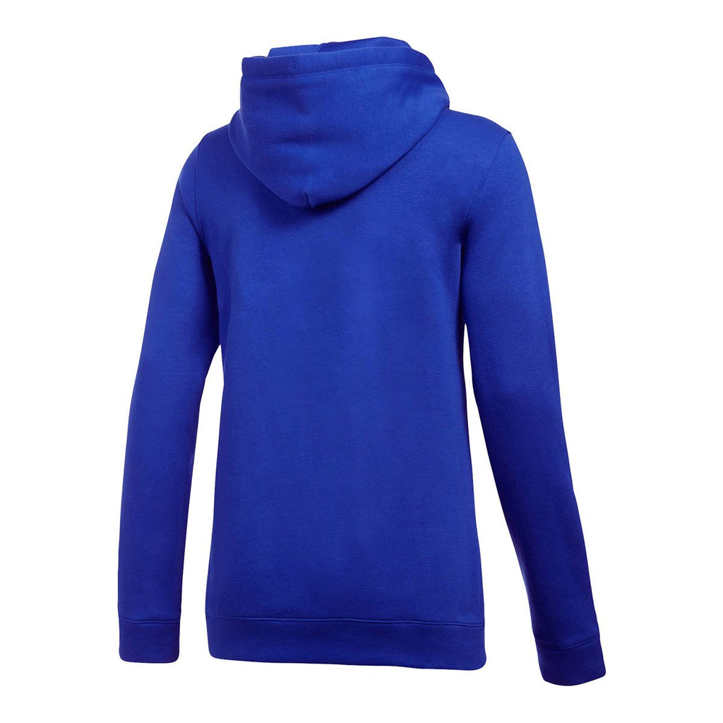Rally Under Armour Women's Royal Hustle Fleece Hoody