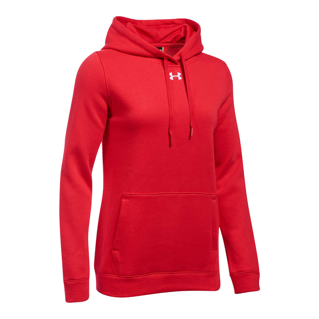 under armour pullover hoodie women's
