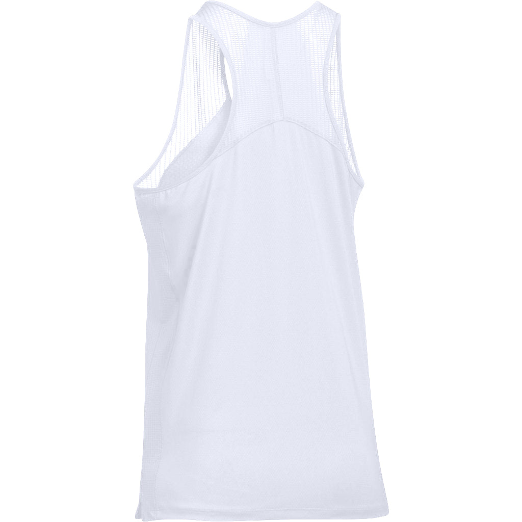 Under Armour Women's White Game Time Tank