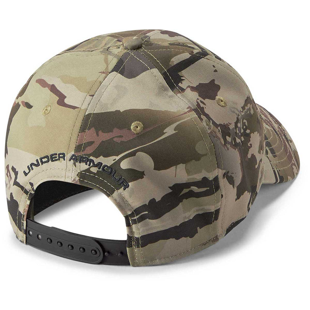 Under Armour Barren Camo/Charcoal Camo Cap 2.0