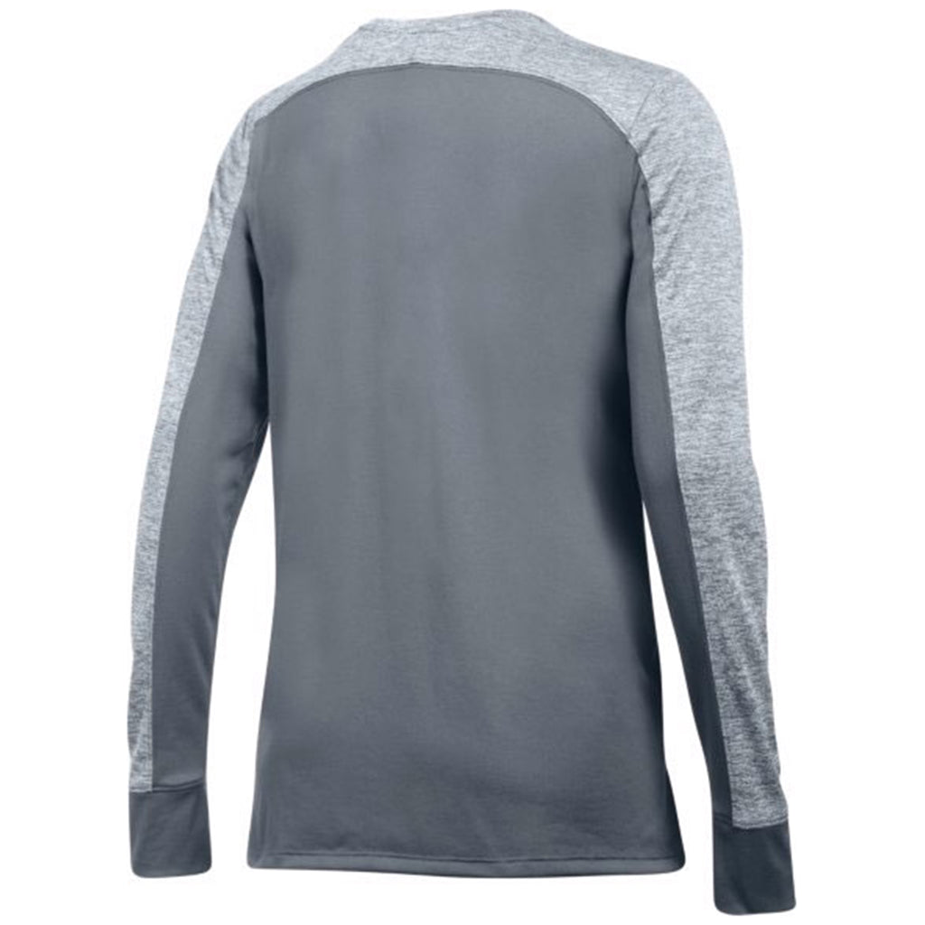 Under Armour Women's Steel Favorite Long Sleeve