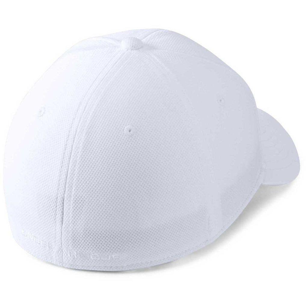 Under Armour Men's White Blitzing 3.0 Cap