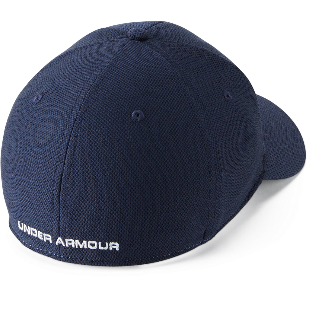 Under Armour Men's Navy/Graphite Blitzing 3.0 Cap