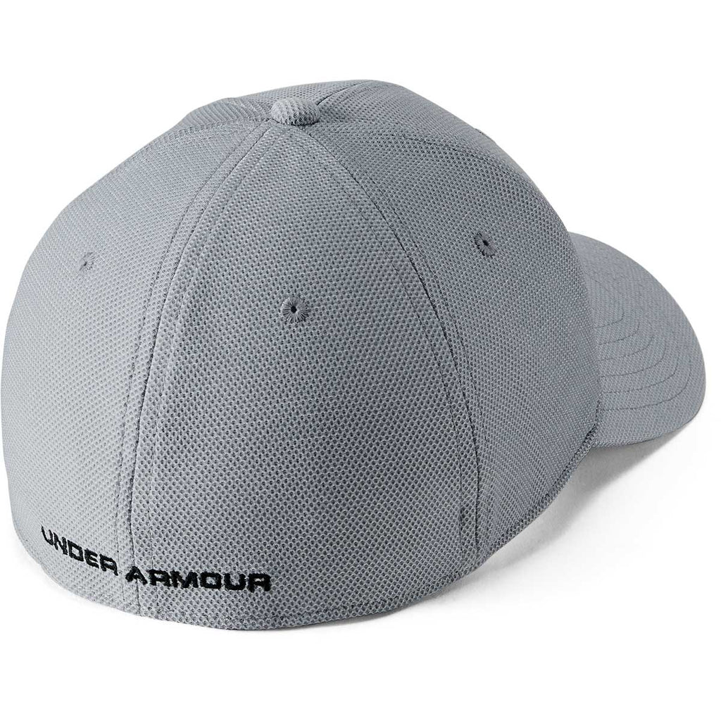 Under Armour Men's Steel Heathered Blitzing Cap