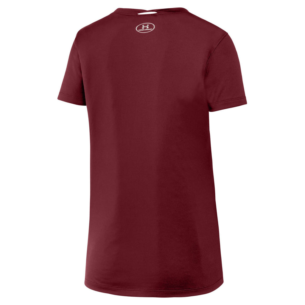 Under Armour Women's Cardinal 2.0 Locker Tee