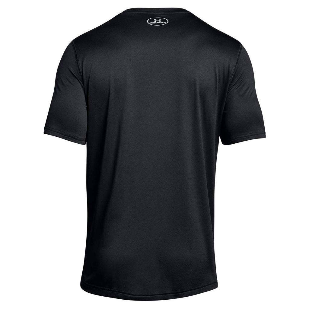Under Armour Men's Black 2.0 Locker Tee