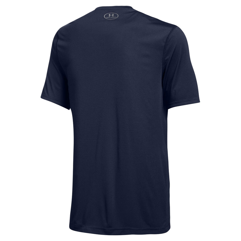 Under Armour Men's Midnight Navy 2.0 Locker Tee