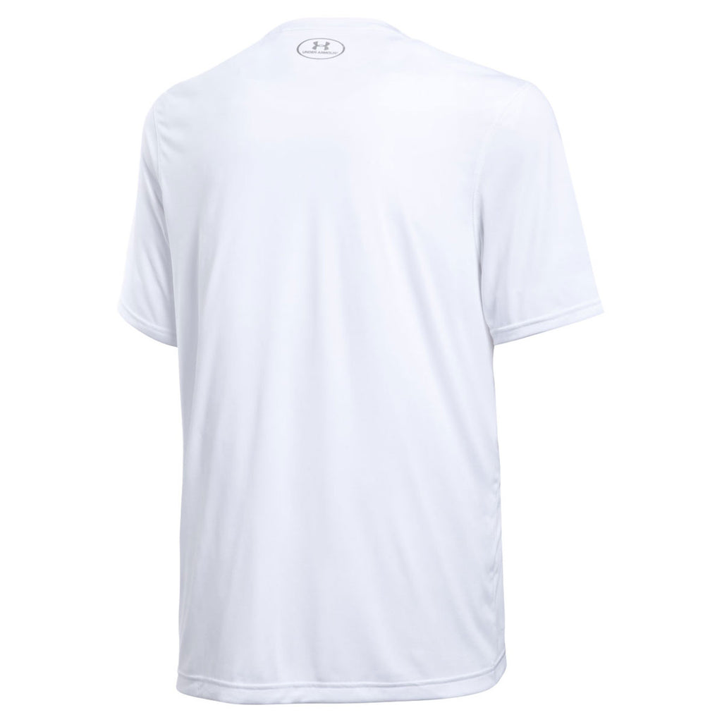 Under Armour Men's White 2.0 Locker Tee