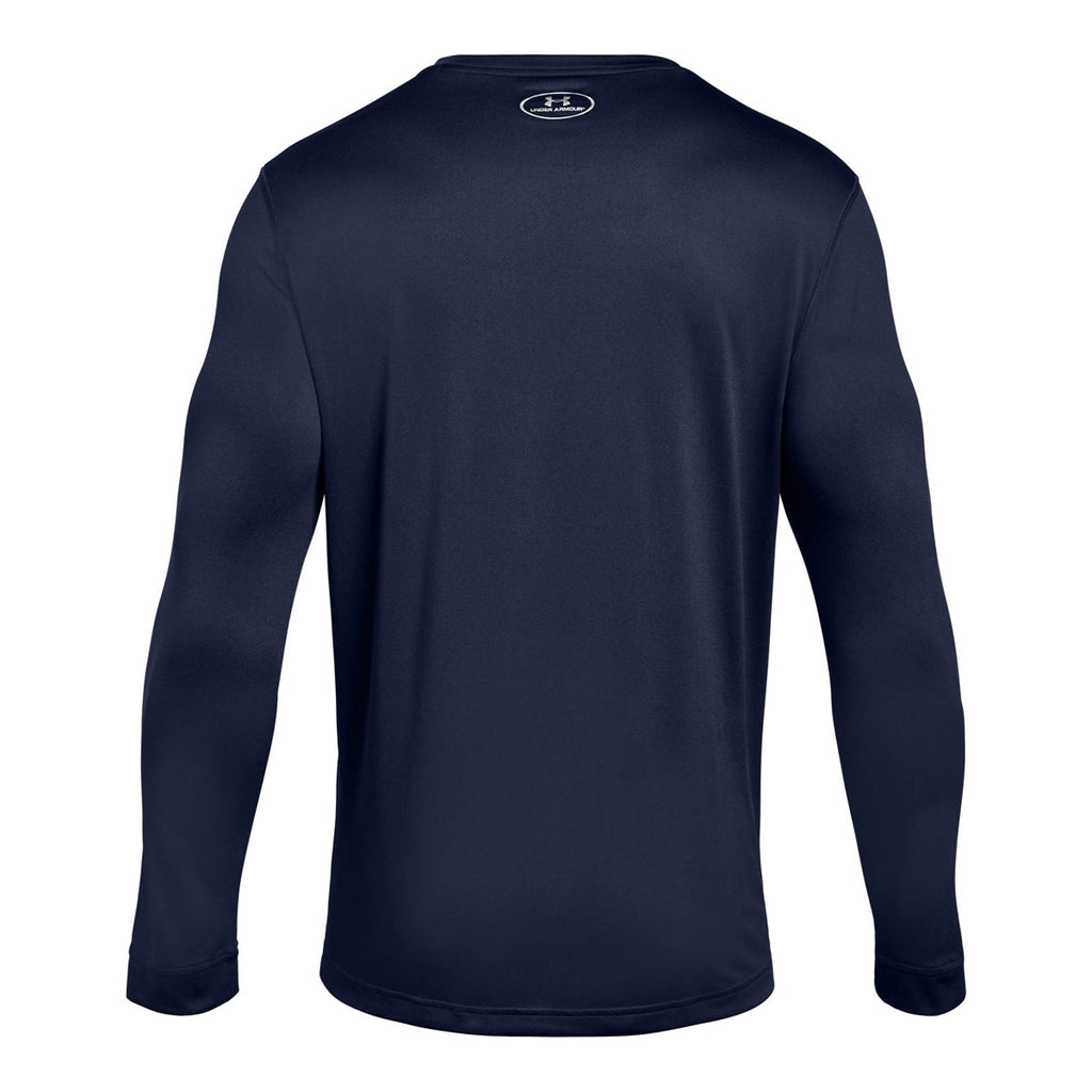 Under Armour Men's Midnight Navy 2.0 Long Sleeve Locker Tee