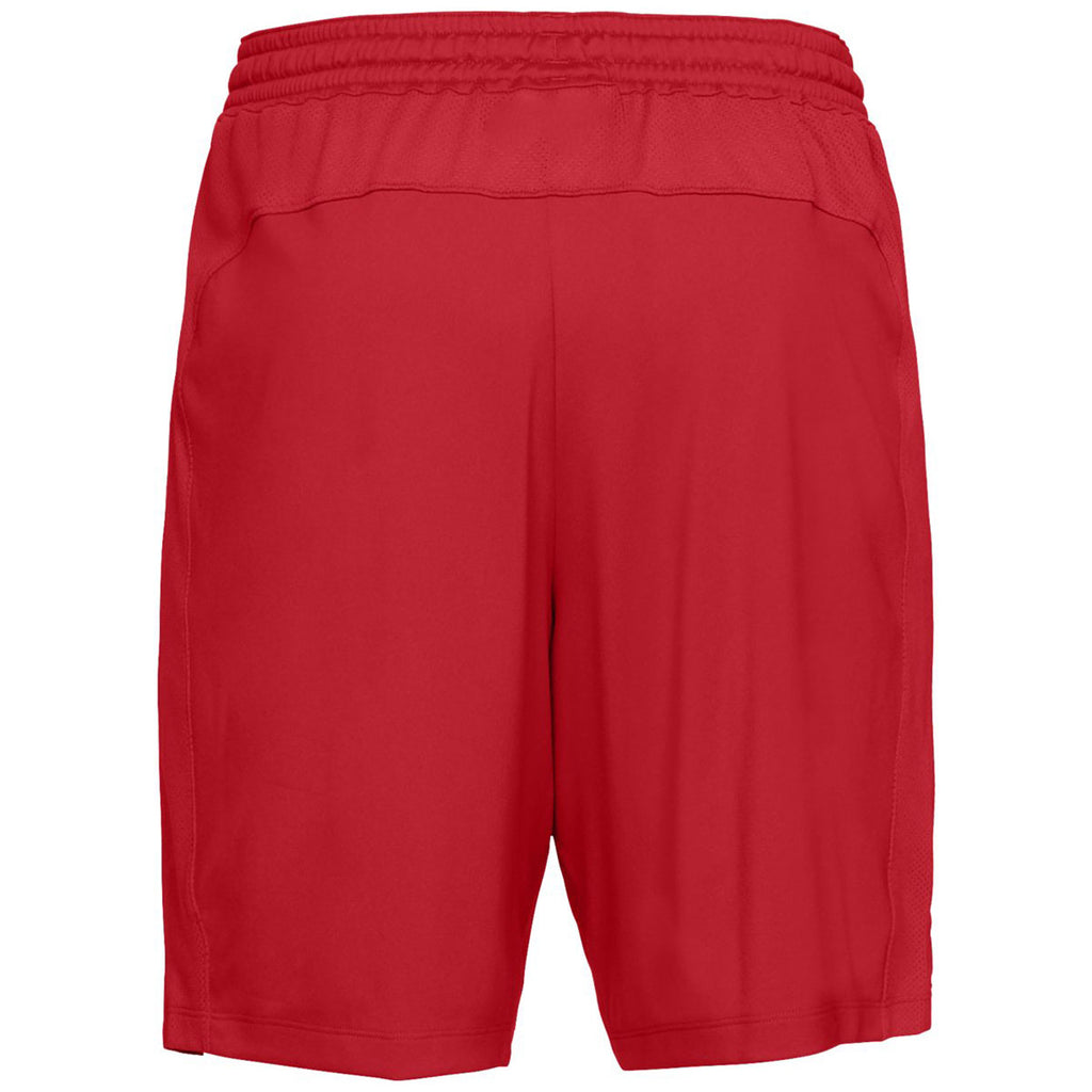 Under Armour Men's Red Team Raid Shorts 2.0