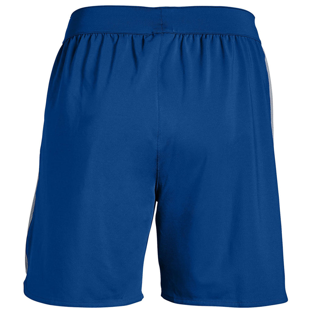 Under Armour Women's Royal Game Time Shorts