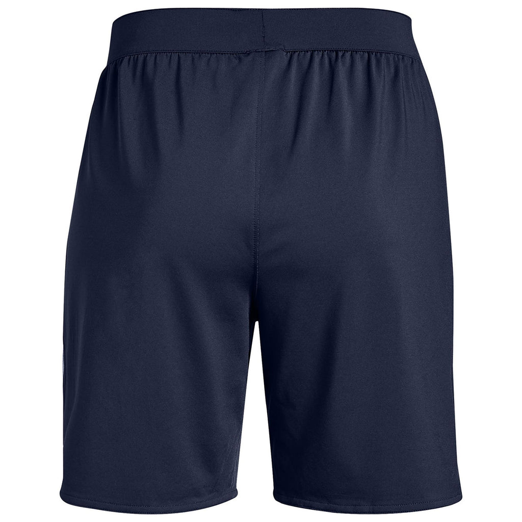 Under Armour Women's Midnight Navy Game Time Shorts