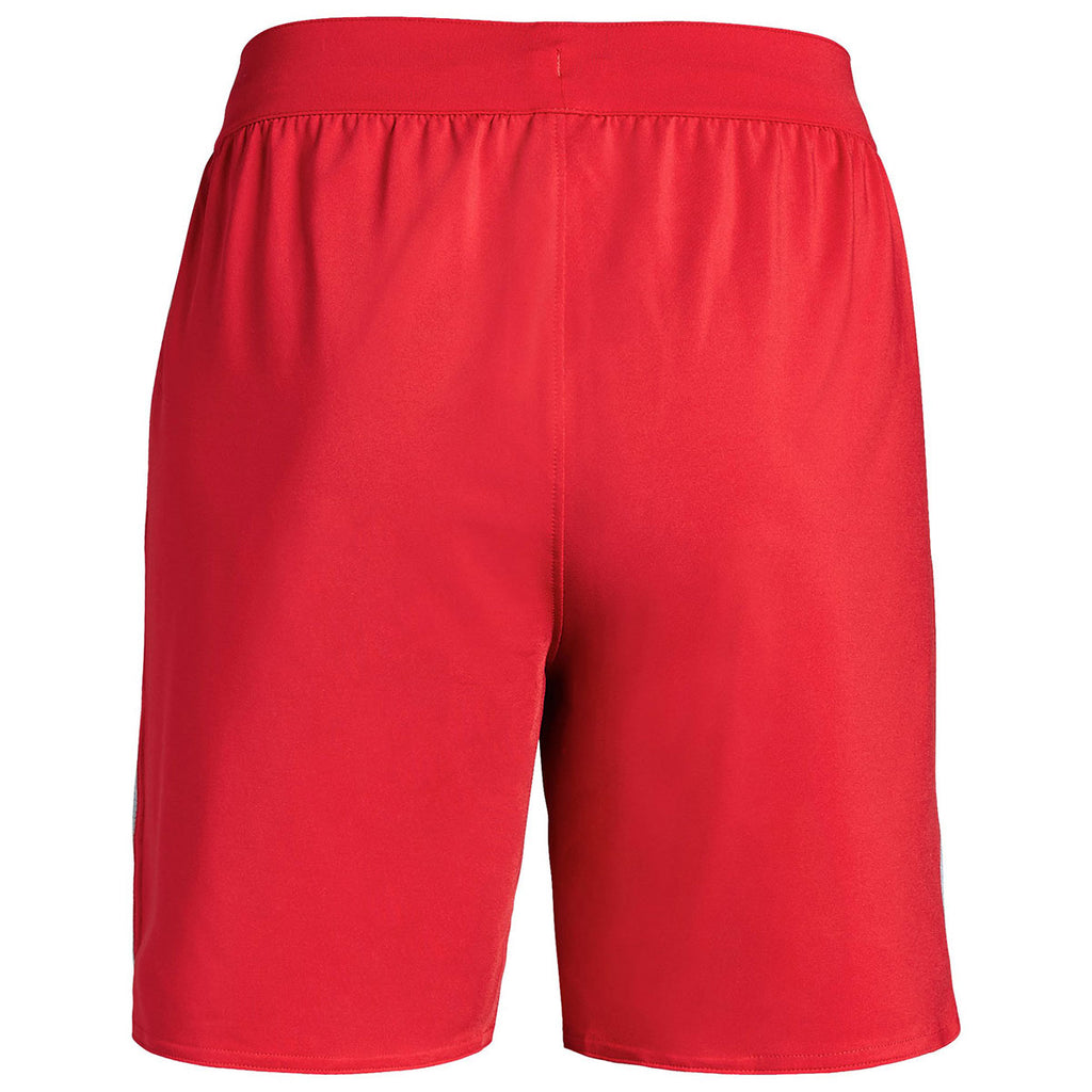 Under Armour Women's Red Game Time Shorts