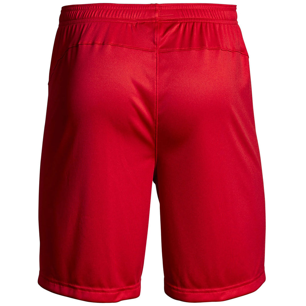 Under Armour Men's Red Golazo 2.0 Shorts