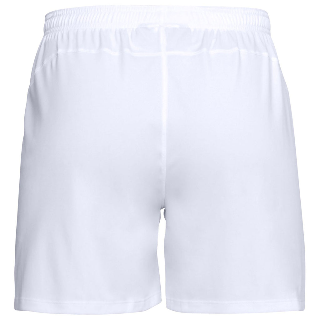 Under Armour Women's White Golazo 2.0 Shorts