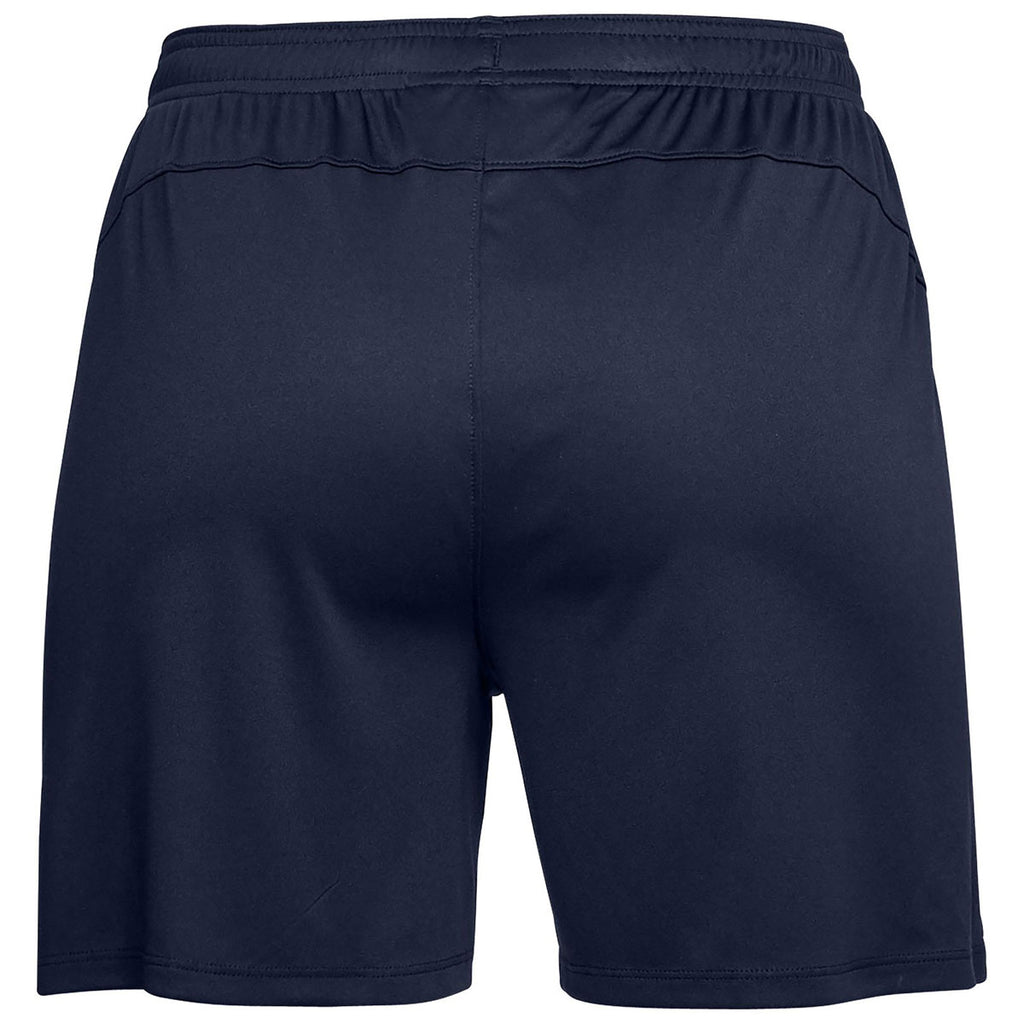 Under Armour Women's Midnight Navy Golazo 2.0 Shorts