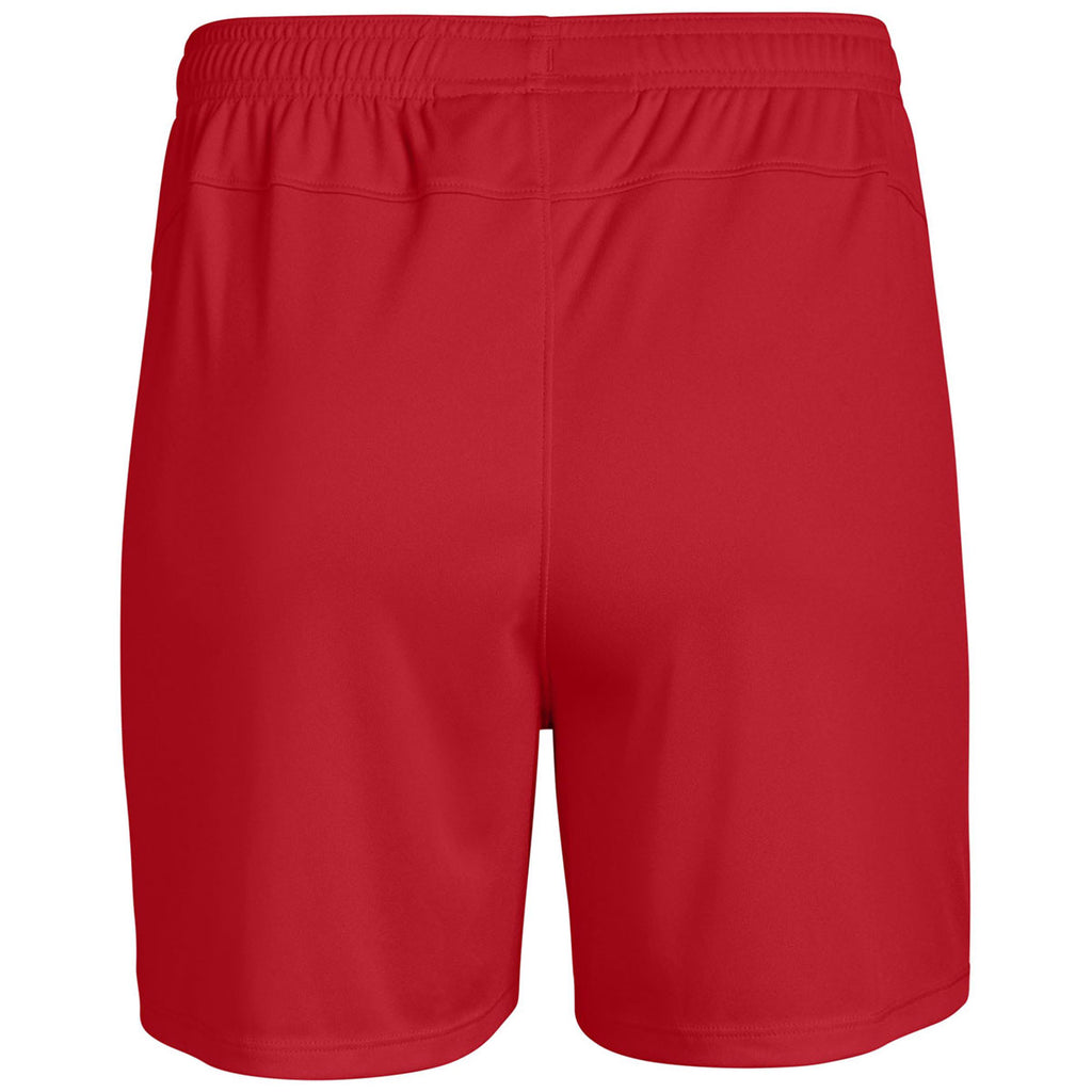 Under Armour Women's Red Golazo 2.0 Shorts