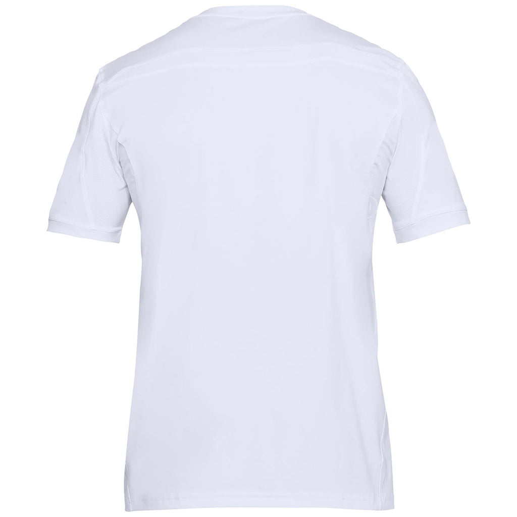 Under Armour Men's White Signature Jersey