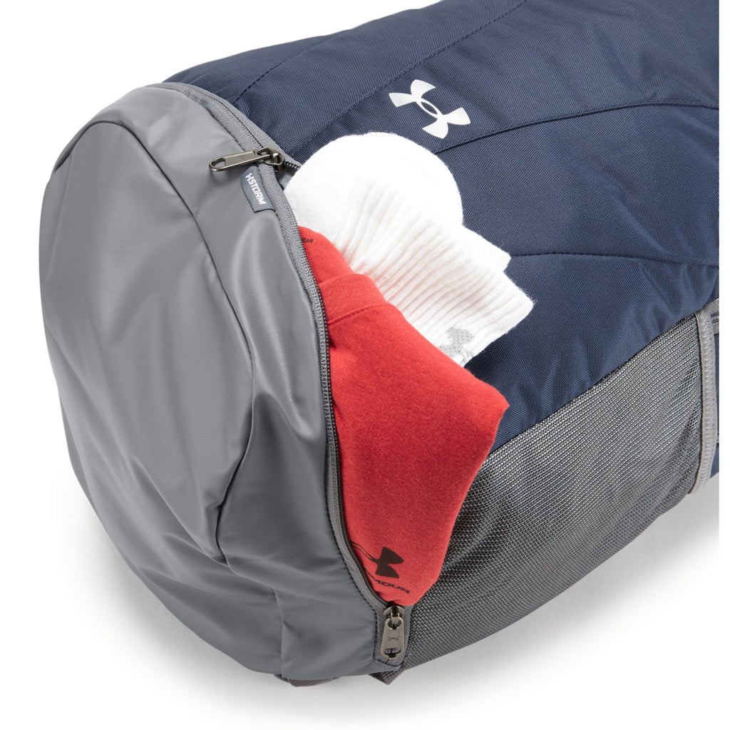 Under Armour Midnight Navy UA Team Hustle 3.0 Backpack
