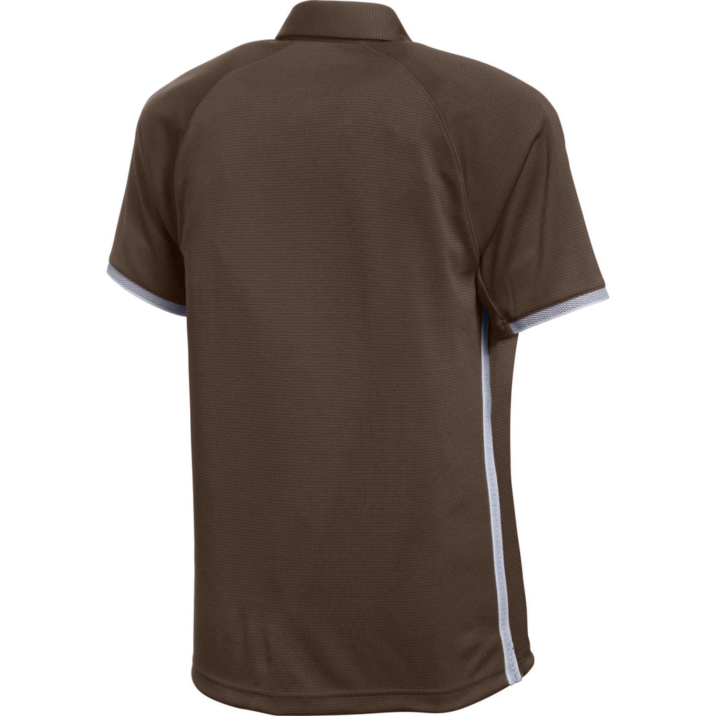 Under Armour Men's Cleveland Brown Rival Polo