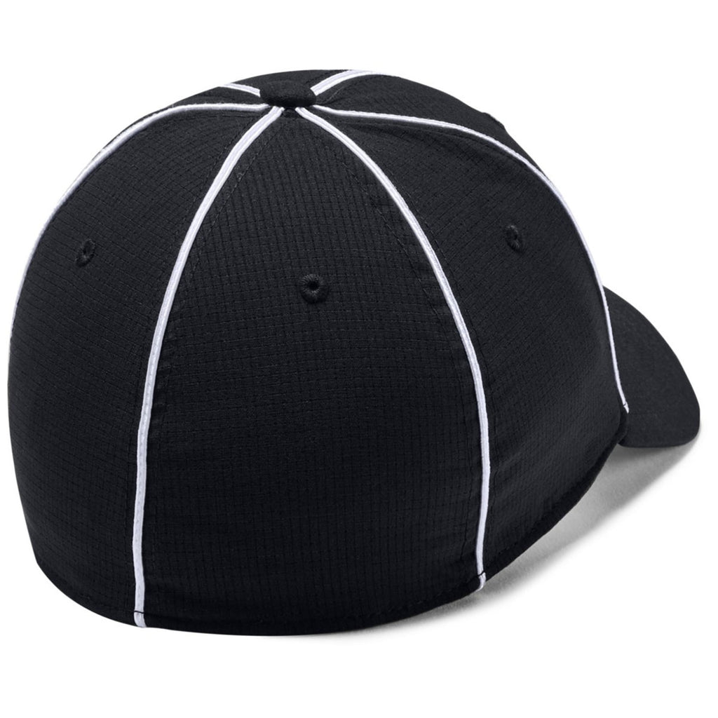 Under Armour Men's Black Referee Cap