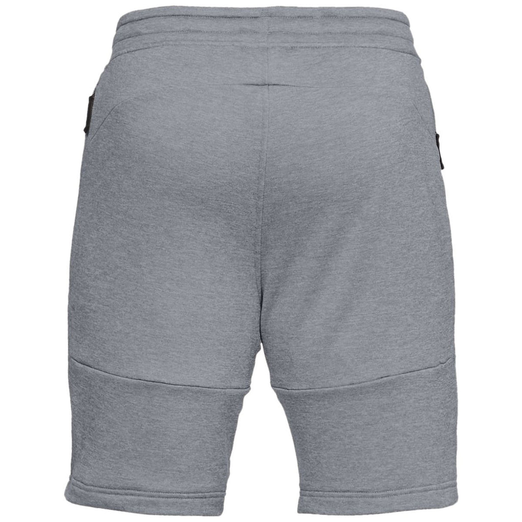 Under Armour Men's Steel MK1 Terry Shorts