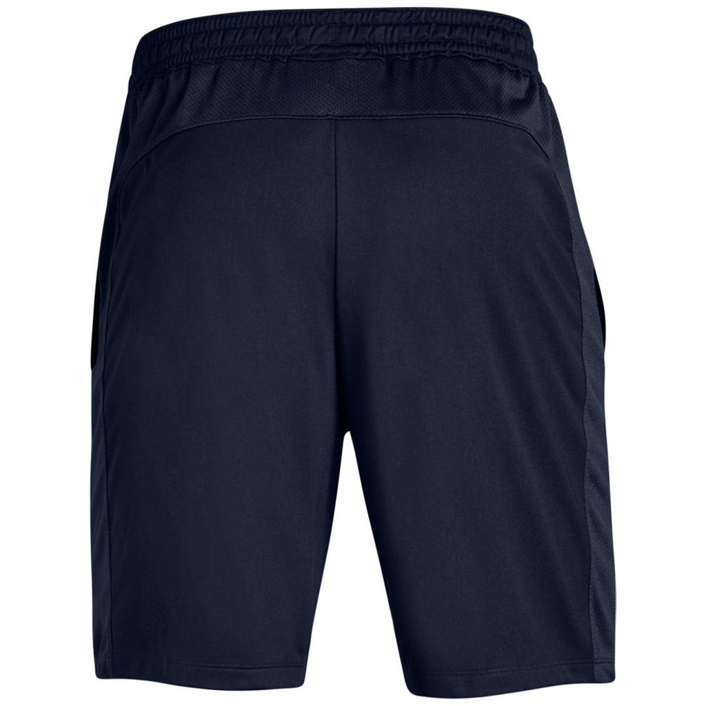 Under Armour Men's Midnight Navy Pocketed Raid Shorts