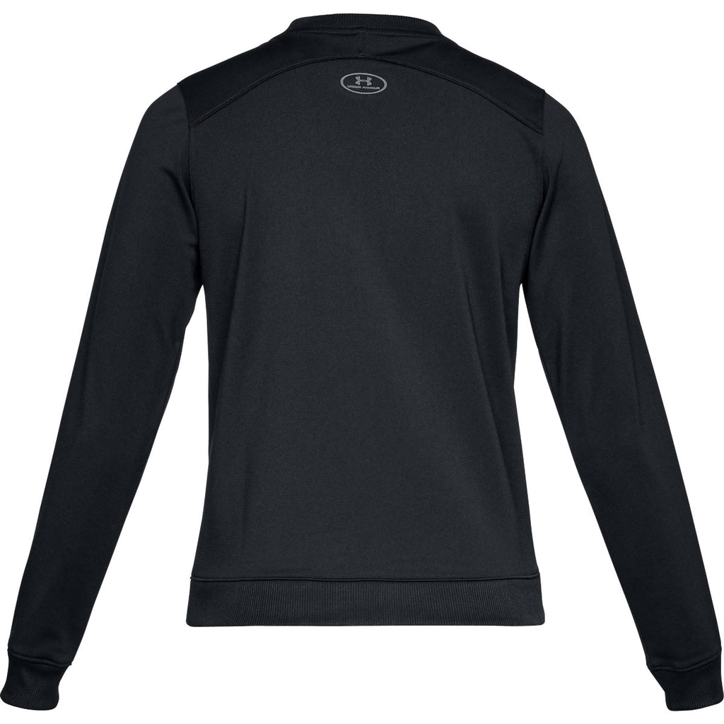 Under Armour Women's Black Challenger II Track Jacket