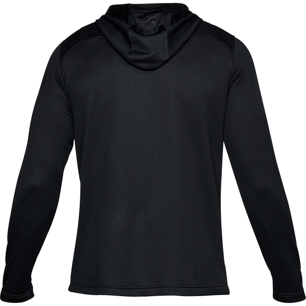 Under Armour Men's Black MK1 Terry Hoodie