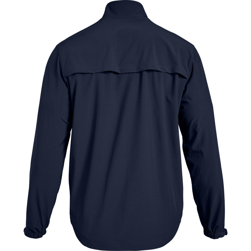 Under Armour Men's Midnight Navy Hockey Warm Up Jacket