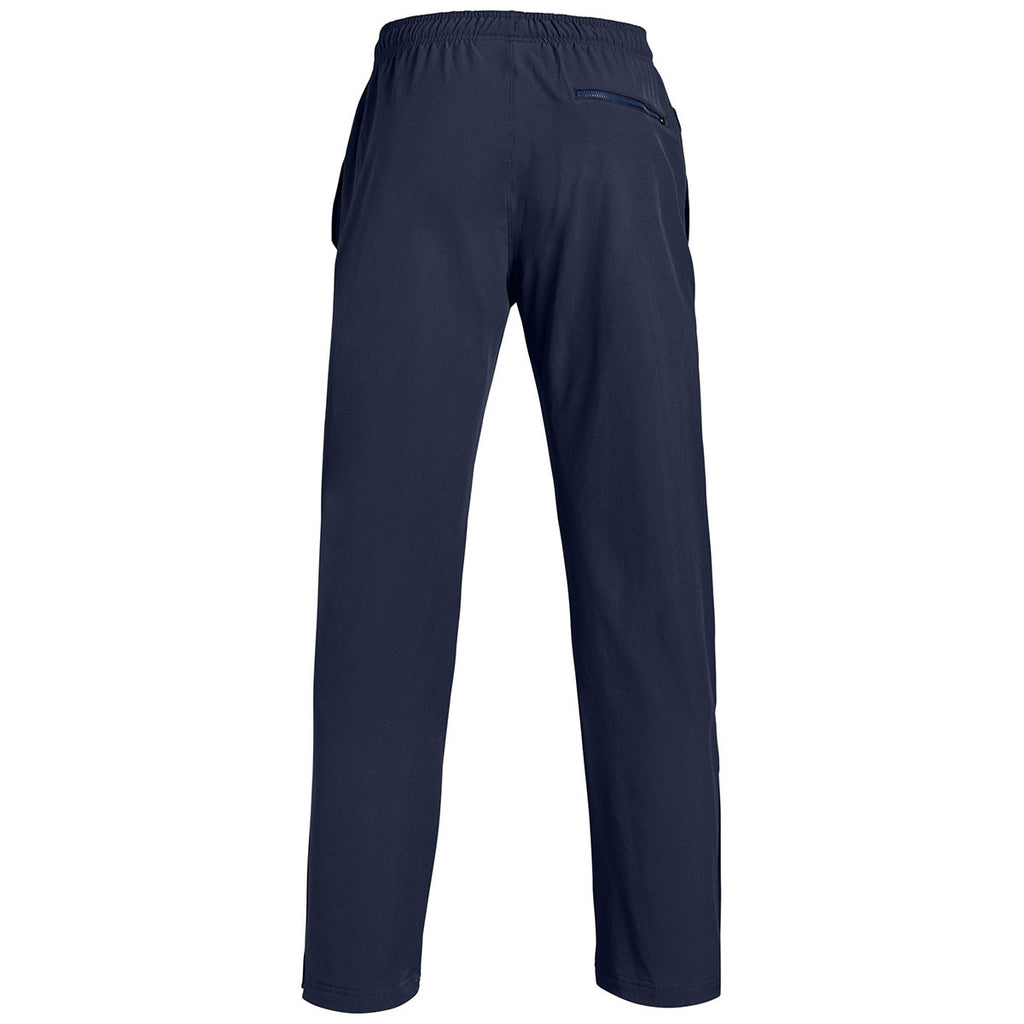 Under Armour Men's Midnight Navy Hockey Warm Up Pant