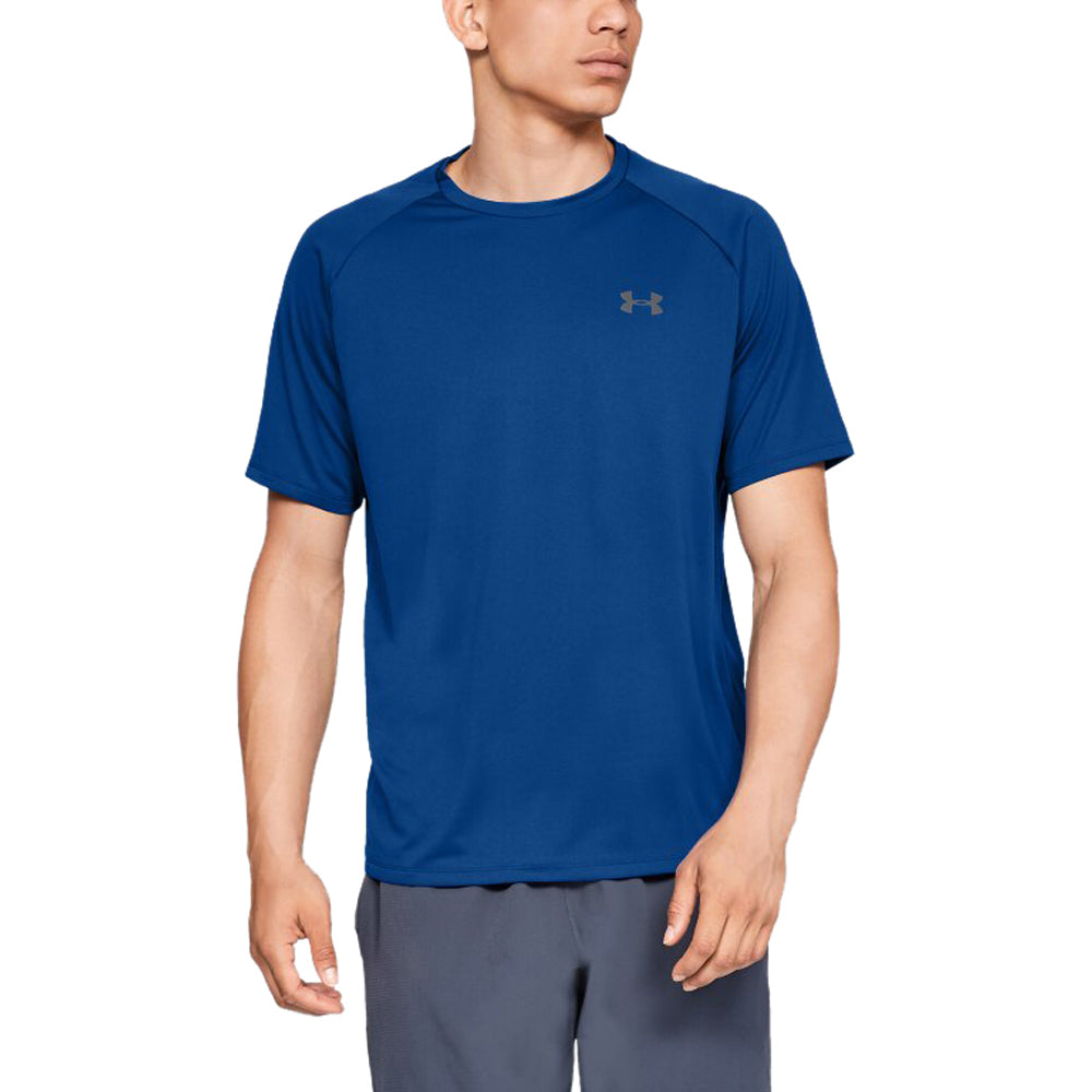 Under Armour Men's Royal Tech 2.0 Short Sleeve Tee