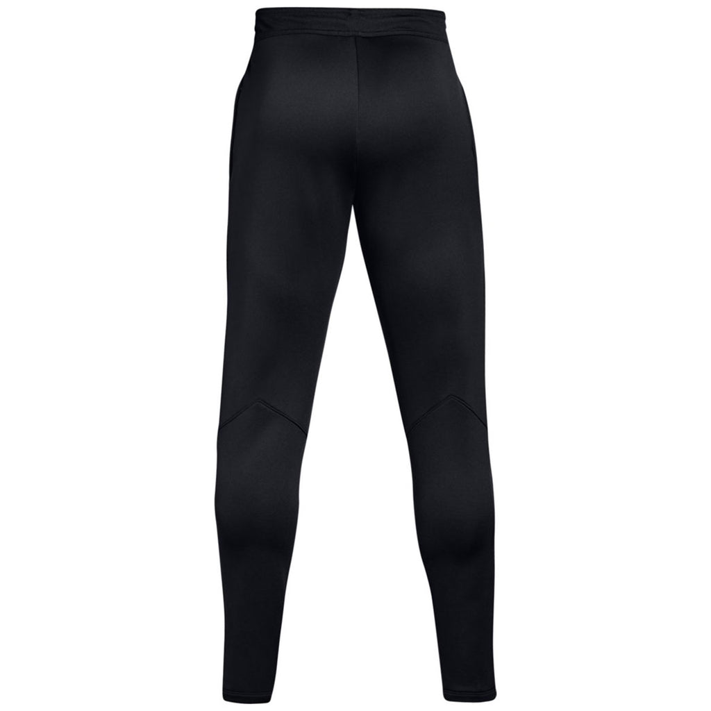 Under Armour Men's Black Qualifier Hybrid Warm-Up Pant