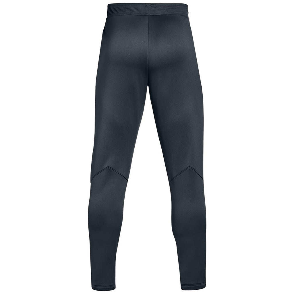 Under Armour Men's Stealth Grey Qualifier Hybrid Warm-Up Pant