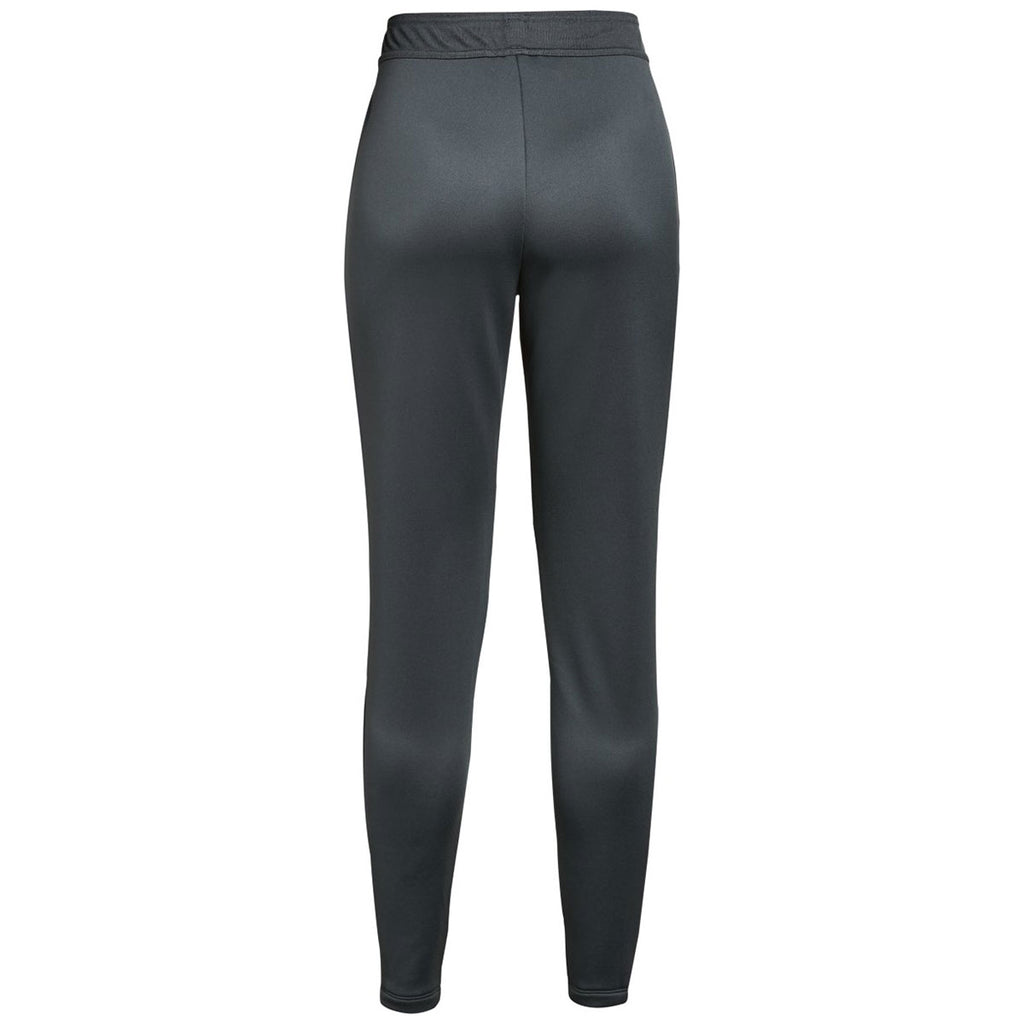 Under Armour Women's Stealth Grey Qualifier Hybrid Warm-Up Pant
